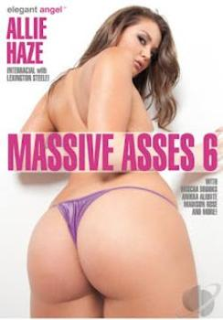 Capa do Filme Elegant Angel: Massive Asses Vol. 6   DVDRip XviD   2012 | Baixar Filme Elegant Angel: Massive Asses Vol. 6   DVDRip XviD   2012 Downloads Grátis