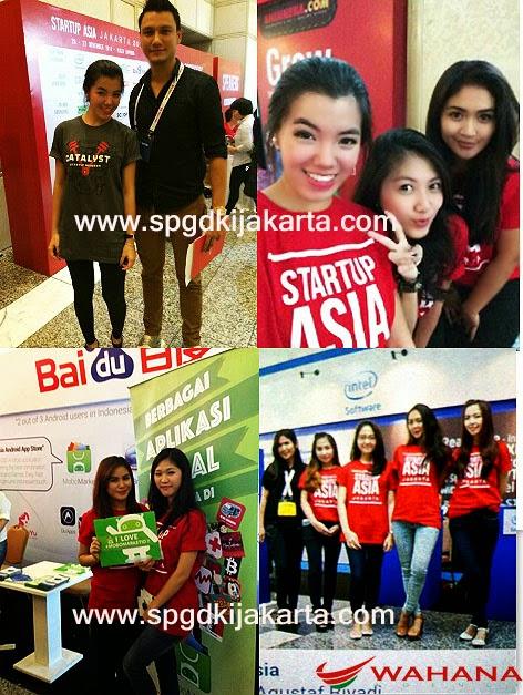 spg event jakarta, agency spg event jakarta, spg indonesia, usher jakarta