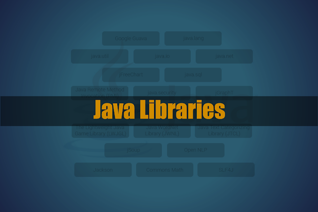 Most Popular Java Libraries