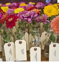 Creative and Unique Wedding Card Table Ideas - Splendid Stems Floral Designs