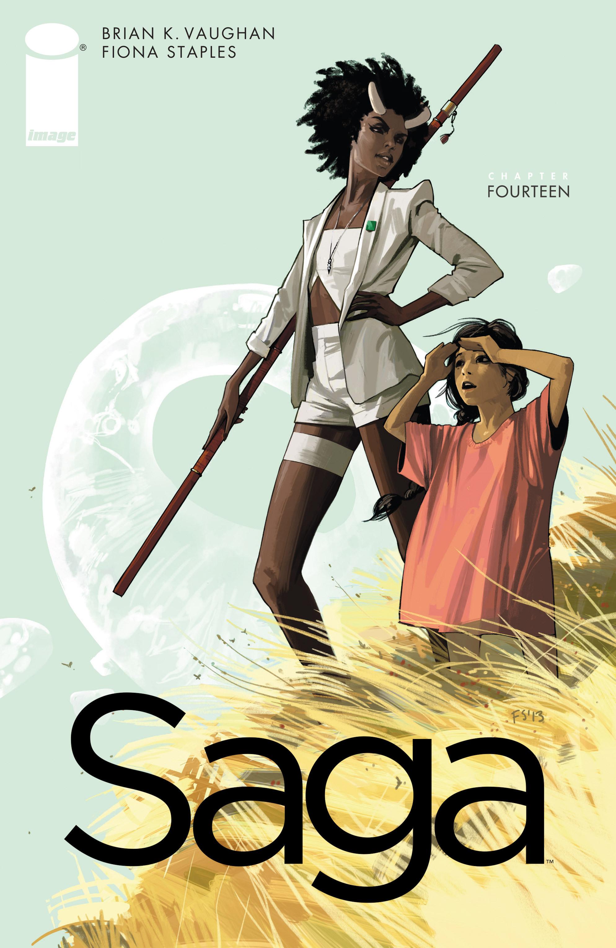 Saga 14 Page 1