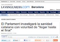 """El Parlament investigará la sanidad catalana con voluntad de """"llegar hasta el final"""""""