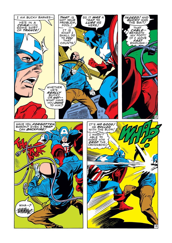 Captain America (1968) Issue #131 #45 - English 13