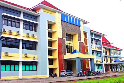 fakultas tehnik, gedung fakultas tehnik unej