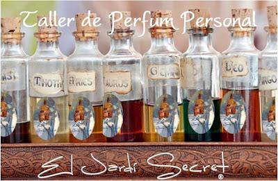 Taller de Perfum Personal