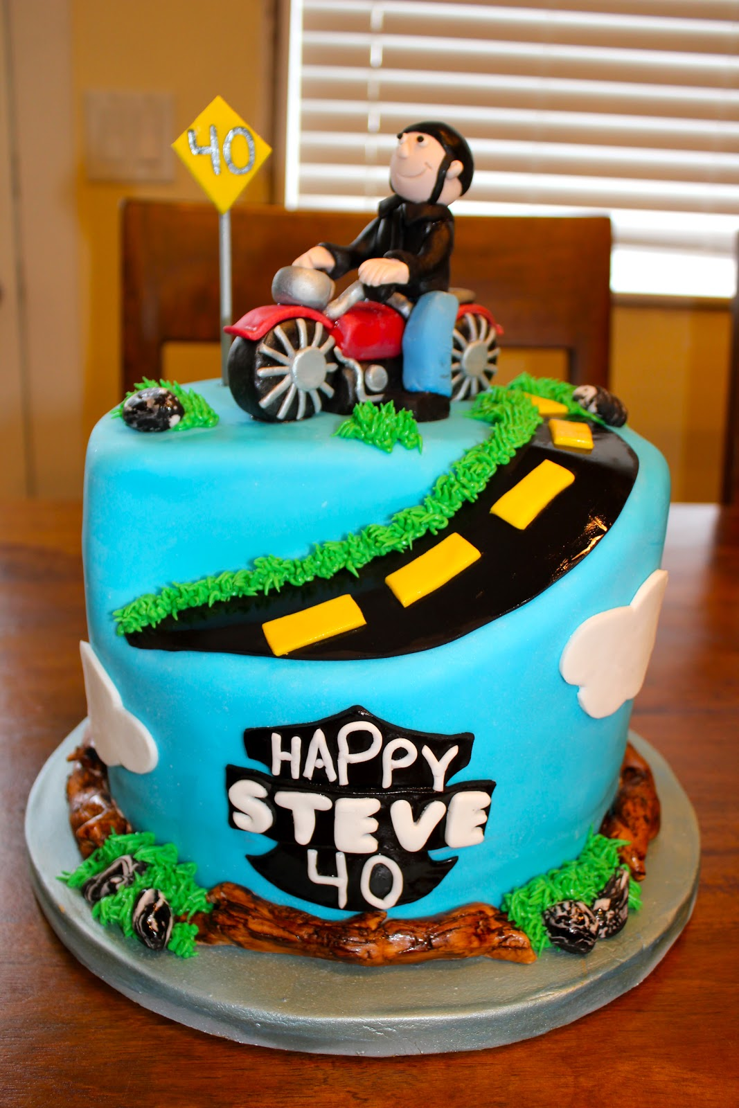 Hayley S Cakes Motorcycle Mania