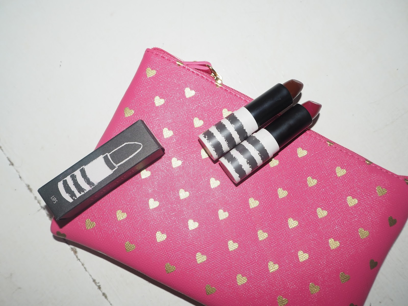 topshop beauty, topshop lipsticks