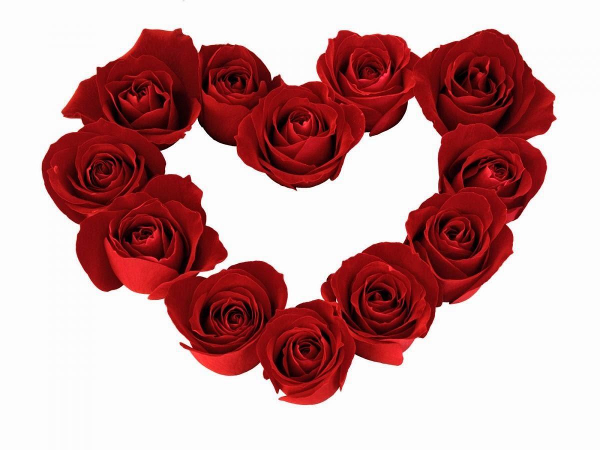 love heart shaped flowerflower - photo #2