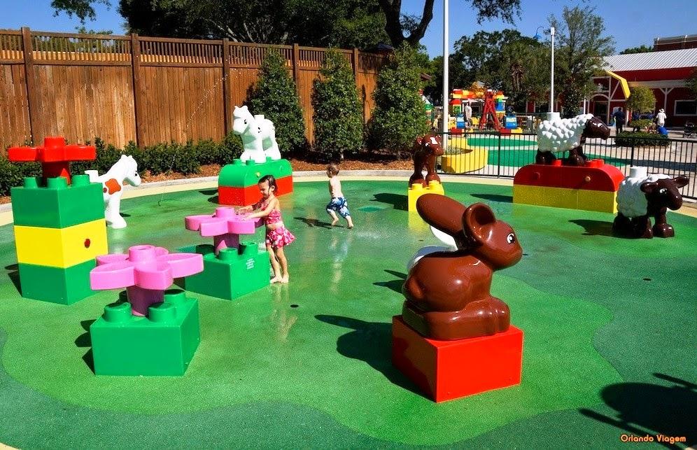 Legoland em Orlando