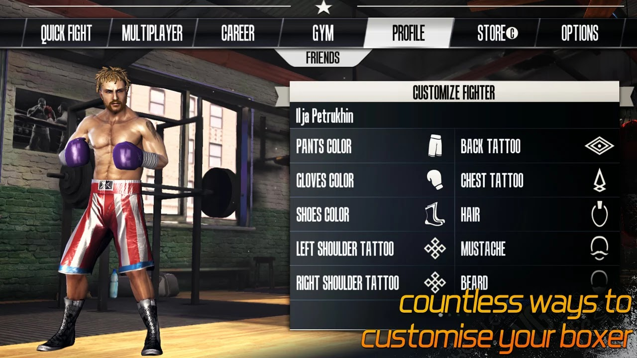 Real Boxing™ v1.9.7 Mod [Unlimited Money]