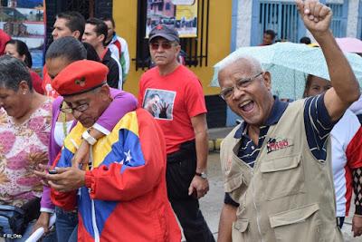 Marcha del 1° de Mayo 2016