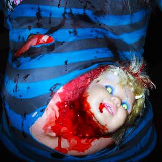 отврат кръв бебе корем бременна вси светии