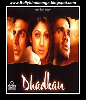 Akshay Kumar Dhadkan Movie Song Download