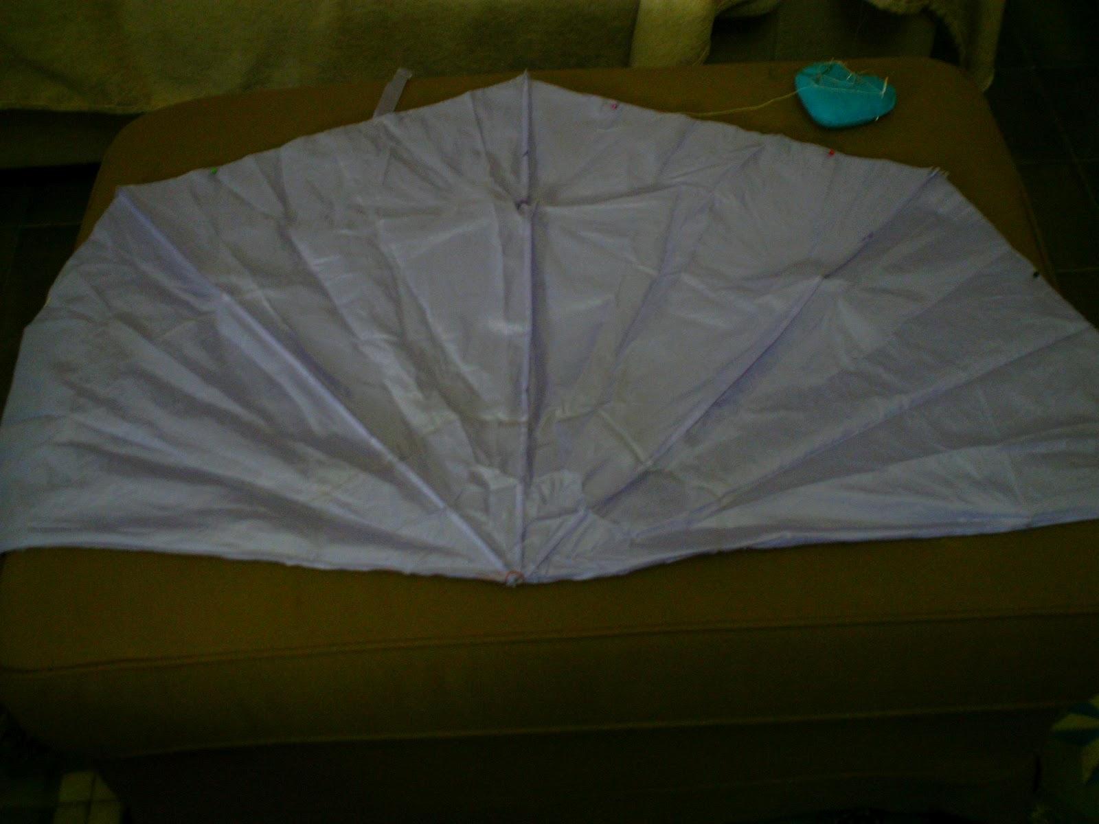 Naturalmente bolsa paraguas - Tela de paraguas ...
