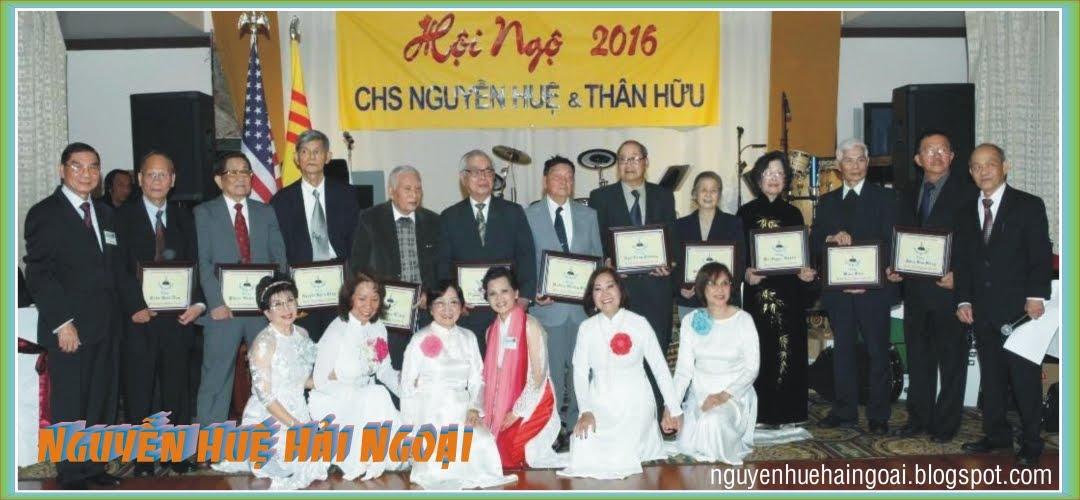 Nguyễn Huệ Hải Ngoại