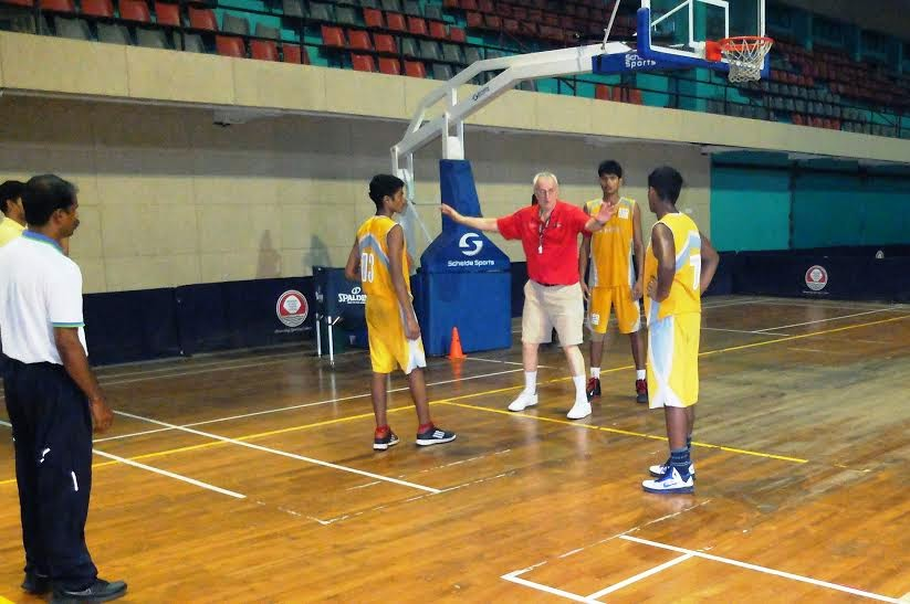 fiba level -1 coaching certification course a grant success in ...