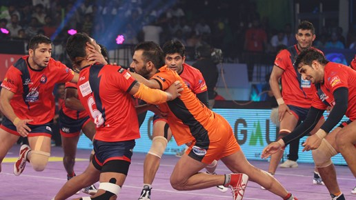Anup kumars next achievement you will shocked sportzmode anup kumar is first player who complete 200 raid points in star sports pro kabaddi league altavistaventures Images