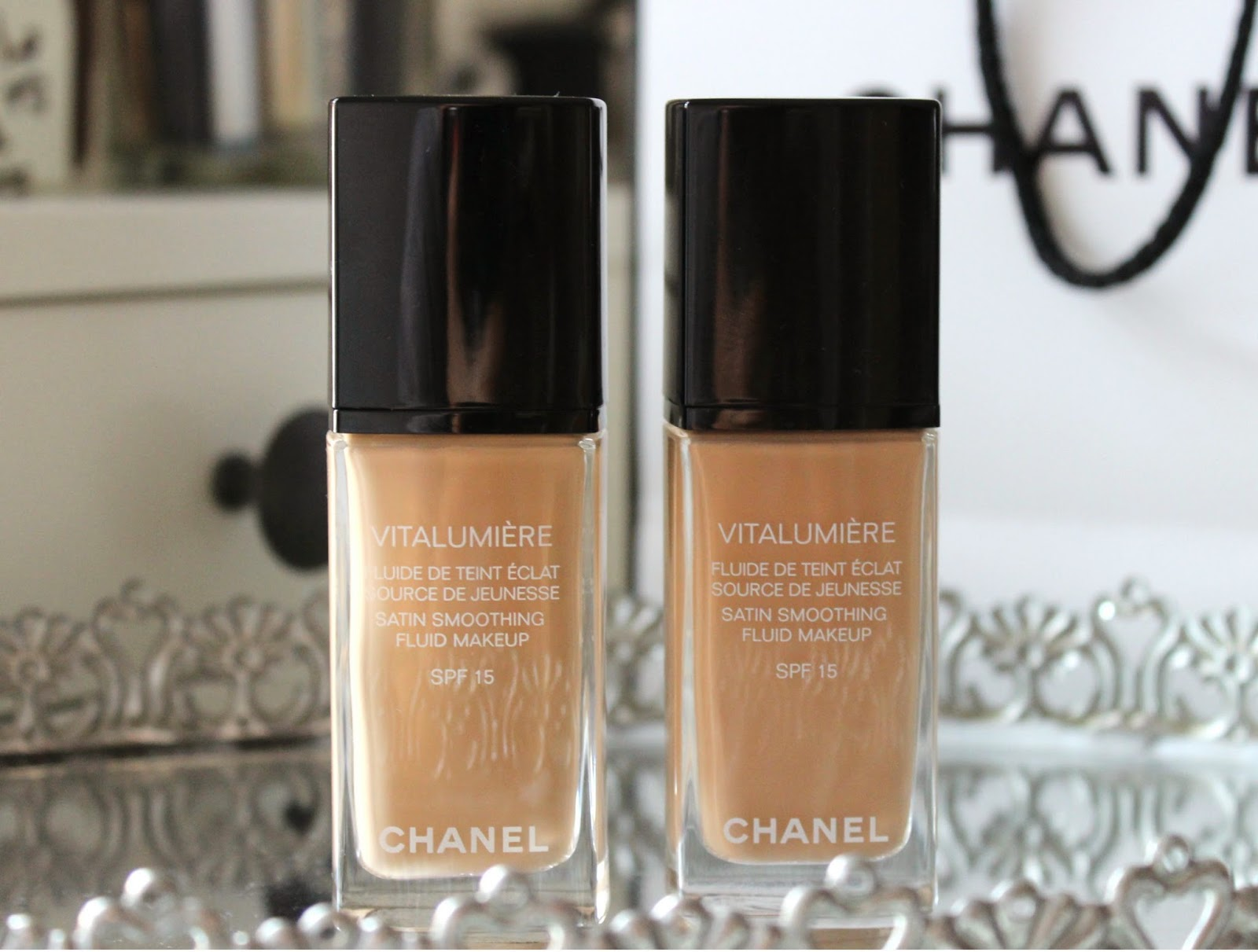 Vitalumiere Chanel collection pictures best photo