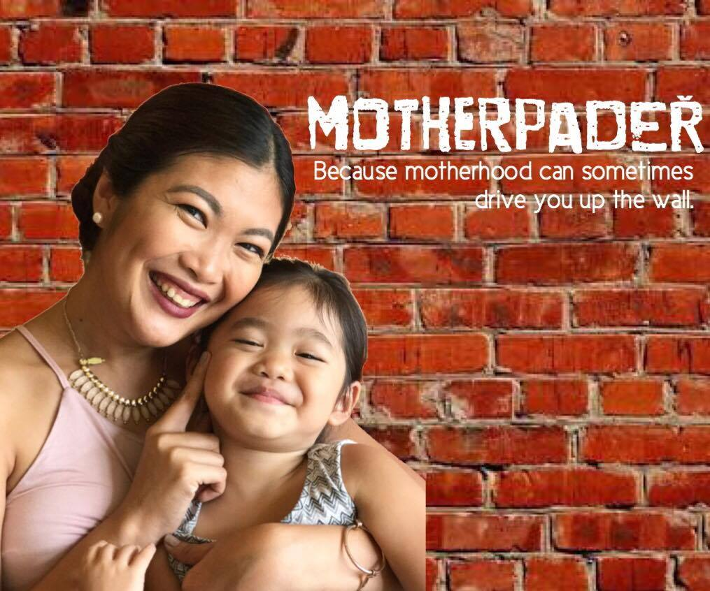 MotherPADER--Because Sometimes, Having Kids Can Drive You Up The Wall