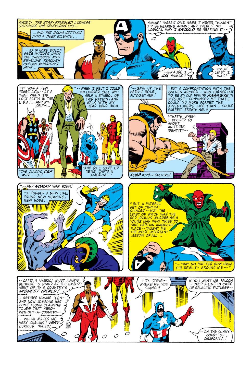 Captain America (1968) Issue #261 #176 - English 9