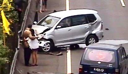 Kecelakaan Saat Berkendara