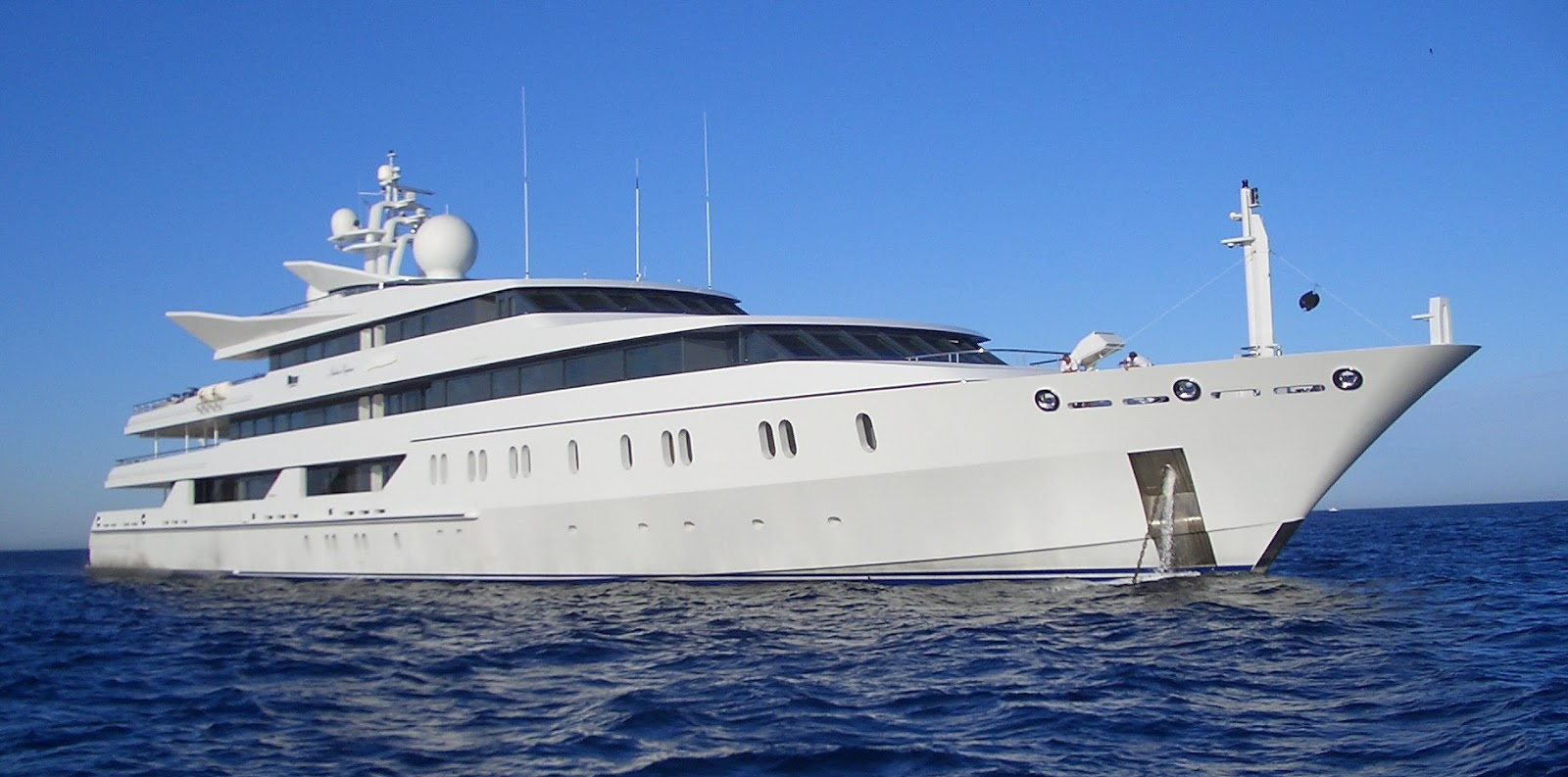 Superyacht INDIAN EMPRESS