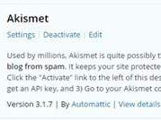Cara Mendapatkan API Key dan Mengaktifkan Akismet di Blog WordPress