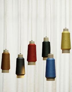 Ideas Para Reutilizar Carretes e Hilos, Ideas Fáciles, Decoración Responsable