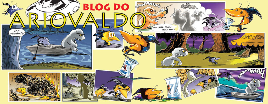 blog do Ariovaldo