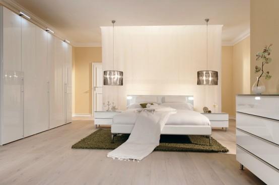 Muebles y decoraci n de interiores dormitorios c lidos for Dormitorios colores calidos