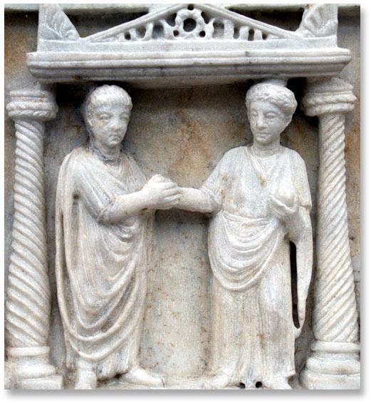 Matrimonio En El Imperio Romano : El matrimonio romano arraona romana un projecte de difusió de la