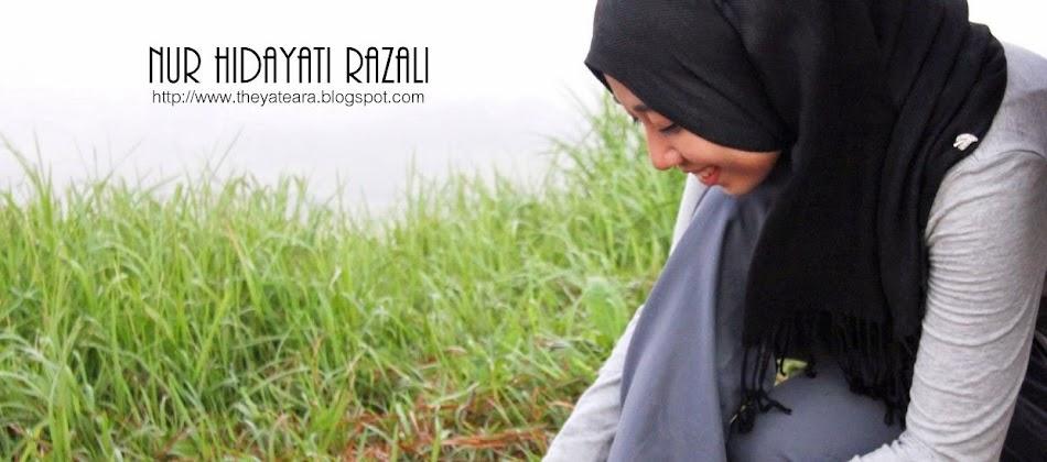 <center>Nur Hidayati Razali</center>