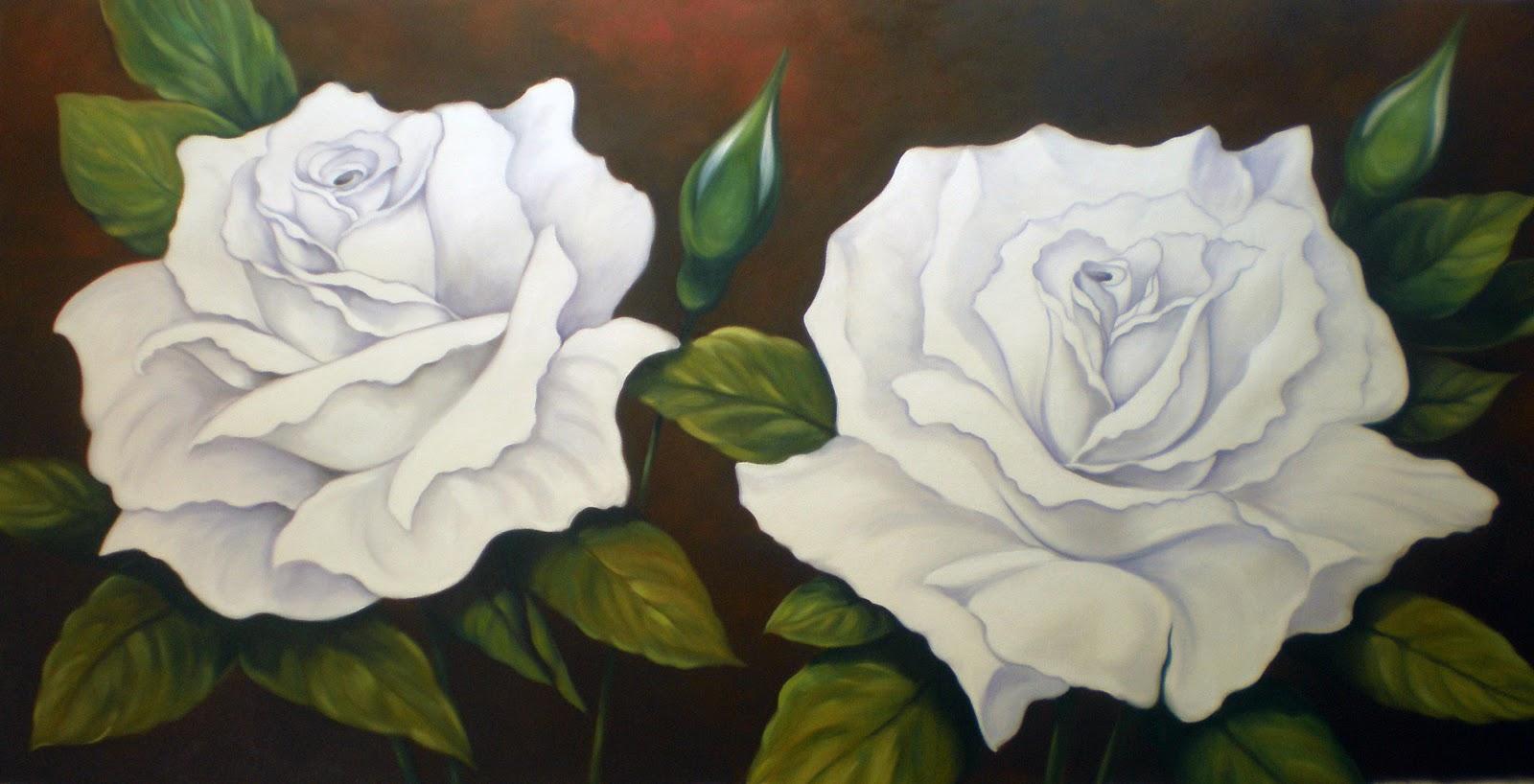 Antonio Luque Rosas Blancas