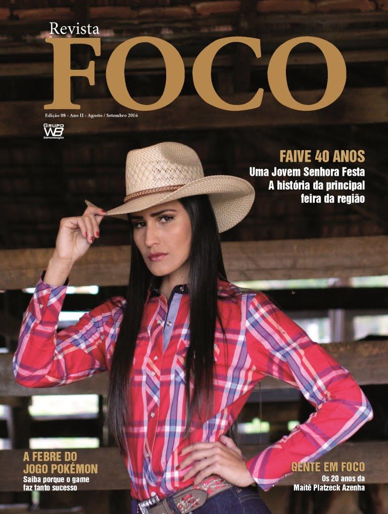 Leia a Revista Foco especial Faive 2016