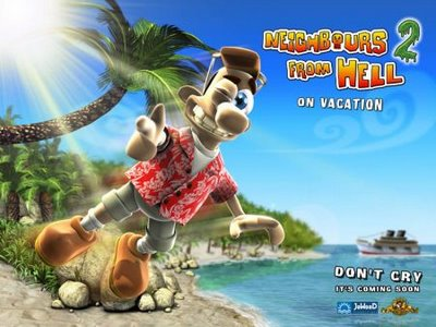 Free Download Game Neighbors From Hell Vacation Eng Gratis