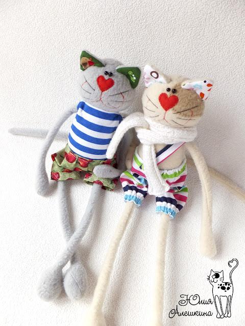 Коты хулиганы Серёга и Лёха - отдыхают после подвигов