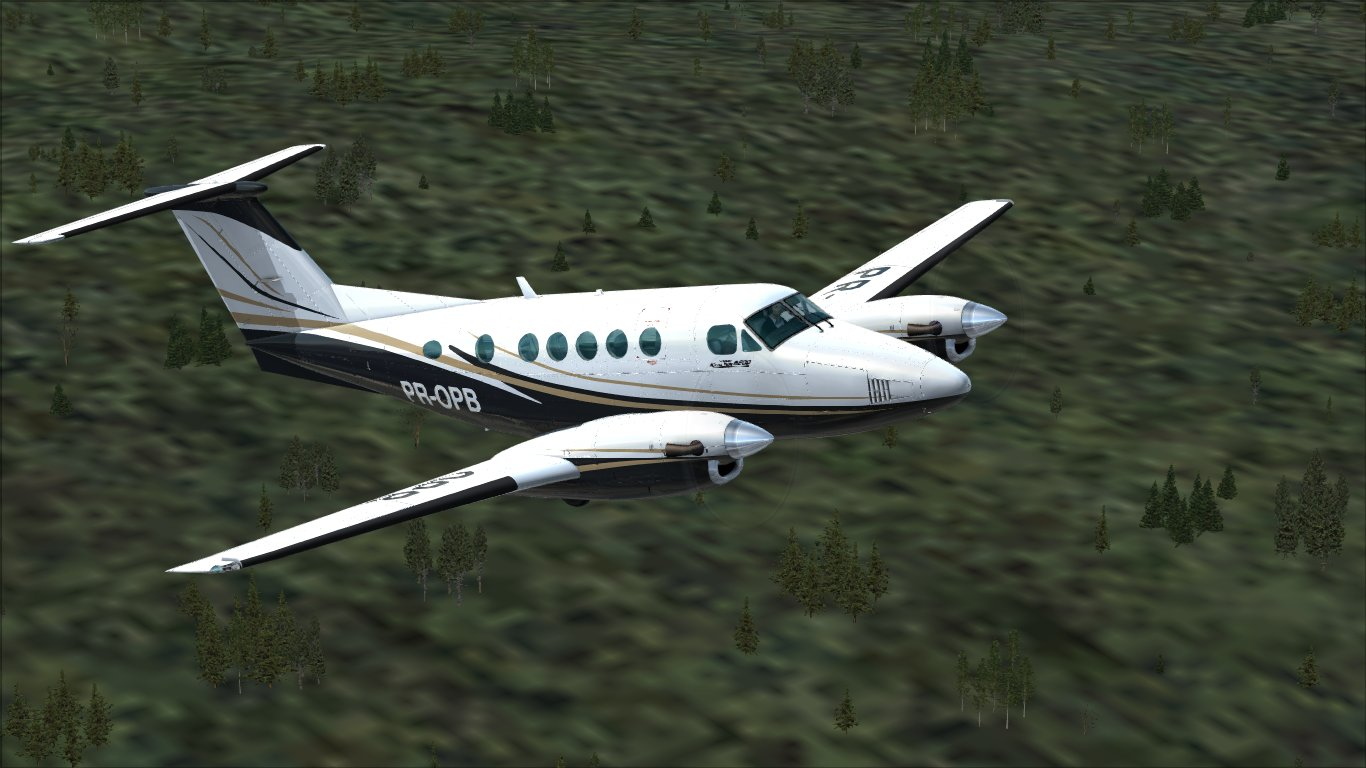 King air b200 fsx download