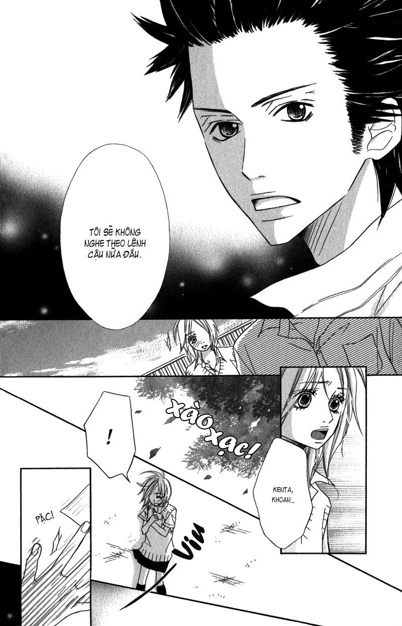 Gokujou no Yoru wo Ageru: Chapter 4: - Second Chance