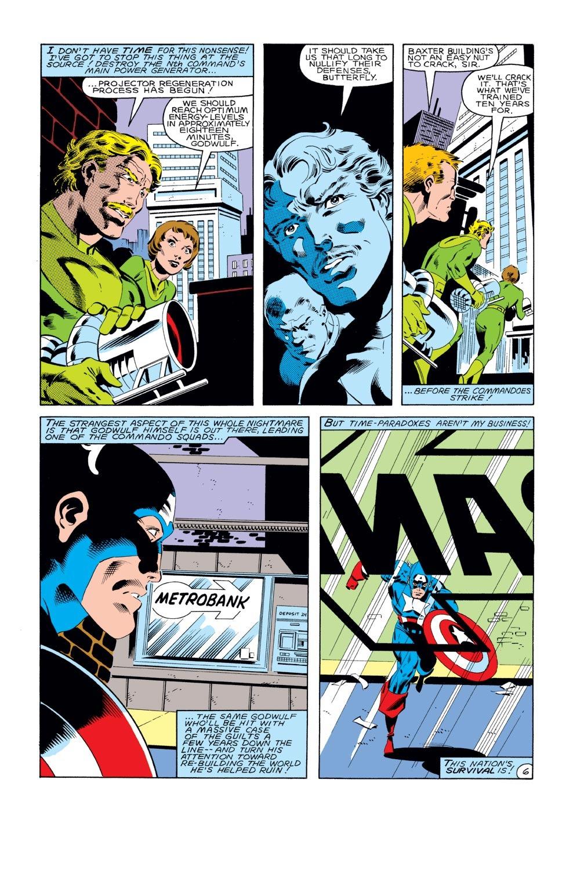 Captain America (1968) Issue #289 #205 - English 7