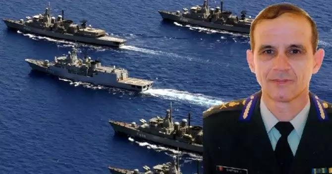 Σέρνουν στα δικαστήρια Ταξίαρχο του Στρατού γιατί ζήτησε να βγει ο Στόλος να φυλάξει τα σύνορα!!