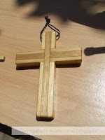 """Crucifijo de Madera"""