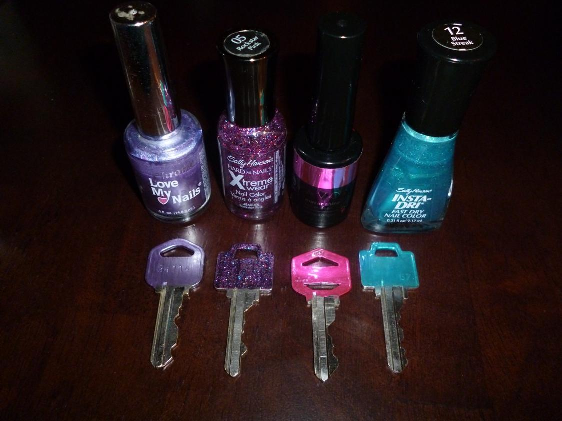 Crafting Amongst Blendy Amp Becky Smash Polished Keys Kumpulin Soal
