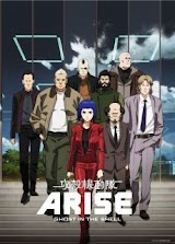 Ghost In The Shell Arise - Border 1: Ghost Pain (2013)