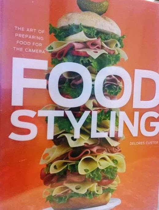 The Food Styling Book by Dolores Custer