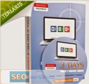 3 Hari Pintar Komputer Paket Office - DVDKOMPUTER.COM Pusat DVD Komputer Terlengkap