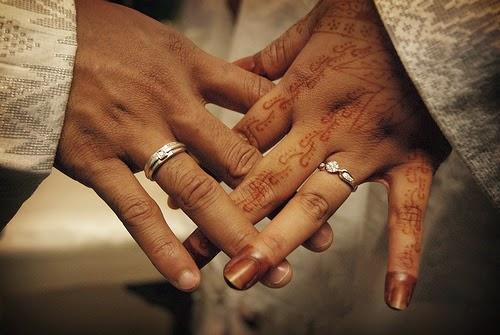 Perkahwinan Buat Cara Tak Ada Duit Ini Viral Di Facebook