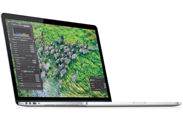 MacBook Pro 2013 features Retina Display, OS X Mavericks and Haswel