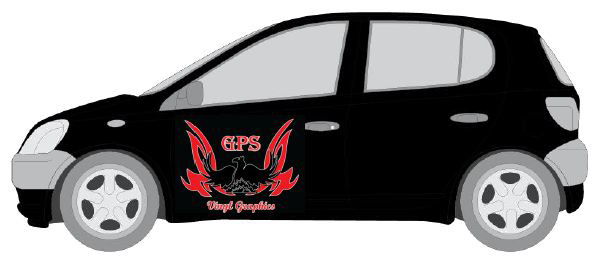 Customized Printing  Customized Car Stickers Help Your Brand - Custom car magnet   promote your brand