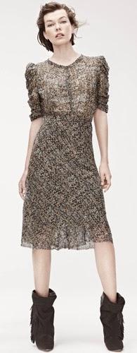 colección Isabel Marant para H&M vestidos