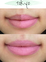soft matte lip cream, nyx, urban outfitters, makeup, lip cream, lips, review, swatches, thoughts, tokyo, before, after, lip swatch